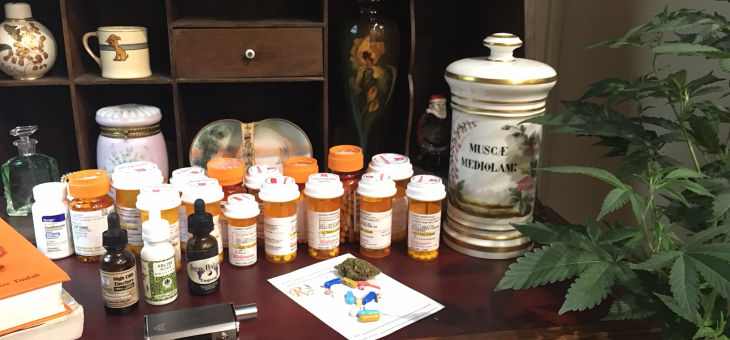 Does Cannabis Play Nice With Other Medications?