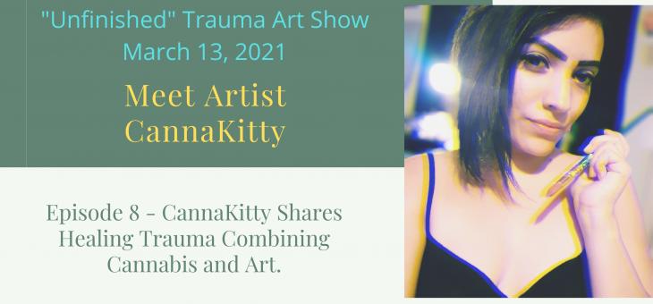Healing Trauma Combining Cannabis and Art